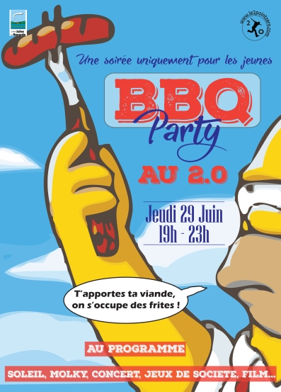 Barbecue party 2016 A4