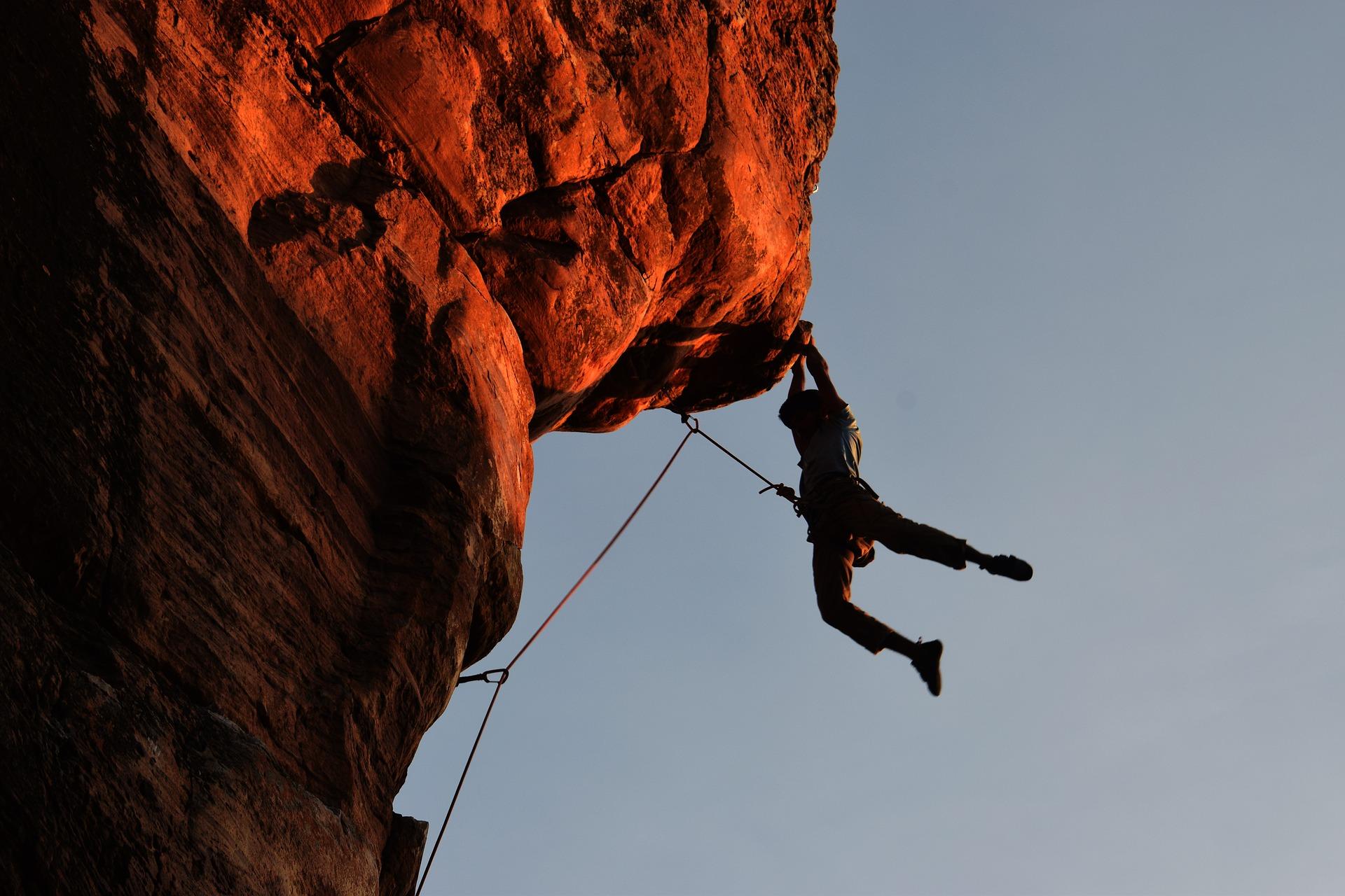Semaine de la grimpe